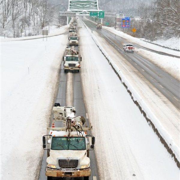 Big Snowstorm West Virginia_234529