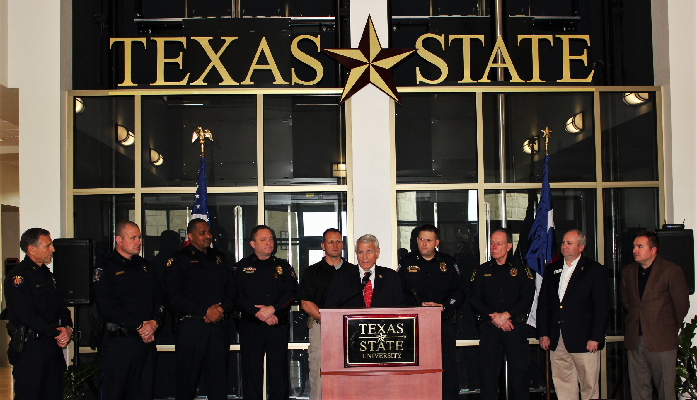 John Carter at Texas State_247930
