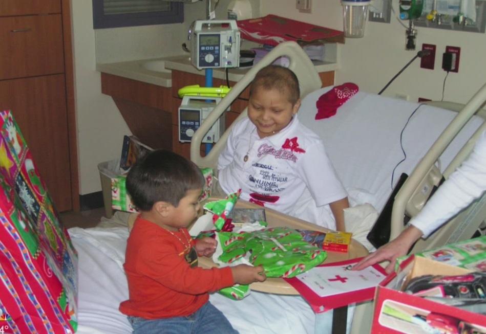 Jennifer Wilks Foundation spreading smiles in cancer unit of Dell Children's Hospital_270192