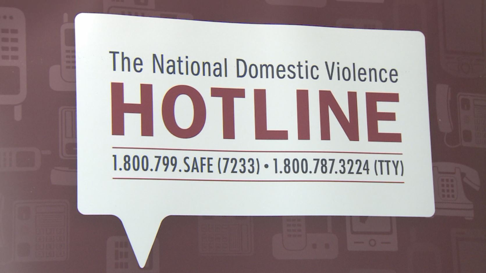 The National Domestic Violence Hotline just moved into a new space in South Austin in June 2016. (KXAN Photo_Dani Guerrero)_304729