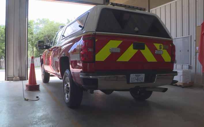 Travis County ESD 1 fire truck_348161
