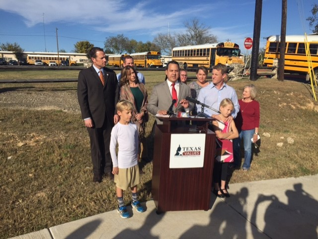State Rep. Jason Isaac joins fight against Dripping Springs ISD transgender bathroom decision_379926