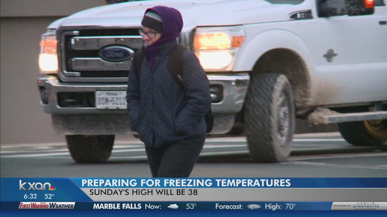 Coming cold snap can be tough on your body and home