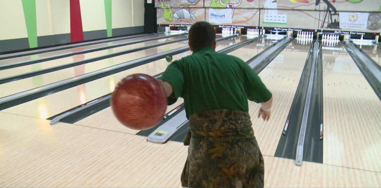 Athletes compete in the annual Special Olympics Winter Games