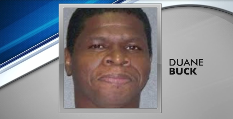 Inmate Duane Buck says racially targeted testimony led to his death sentence_424582