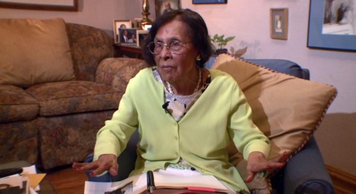 Austin civil rights icon Ada Anderson dies at 99