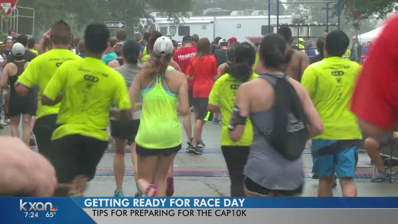 10K marathon preps