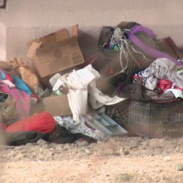 Homeless camp in South Austin has neighbors on edge_399104