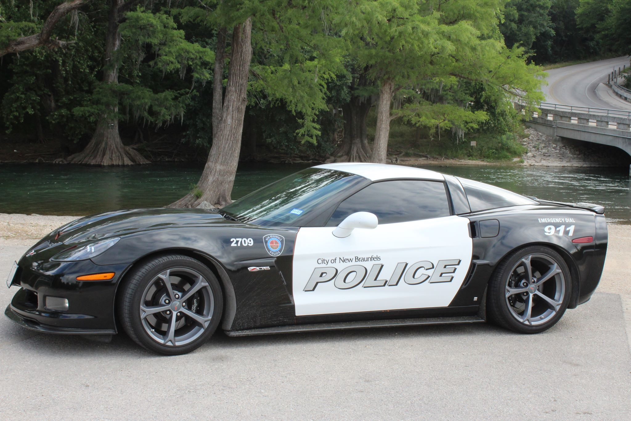 New Braunfels police plan to sell high-profile part of its