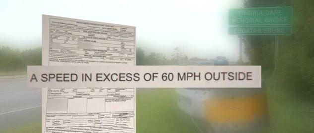 North Carolina speeding ticket (WAVY photo)_472942