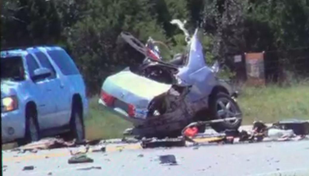 Elderly woman, son killed in crash on US 281 identified