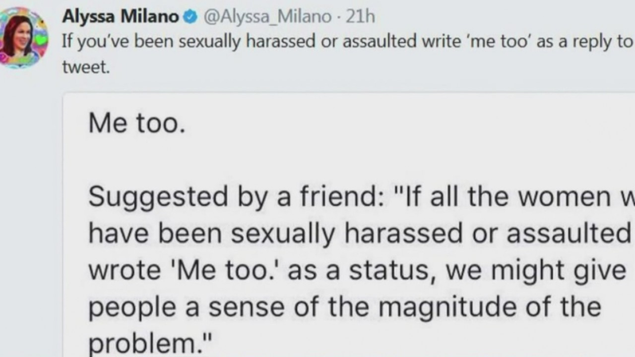 From celebrities to your best friend, people are using #MeToo to unite against sexual assault and harassment