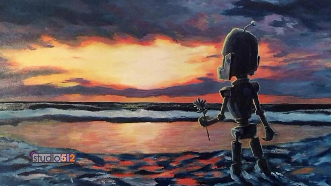 Robot Art_572125