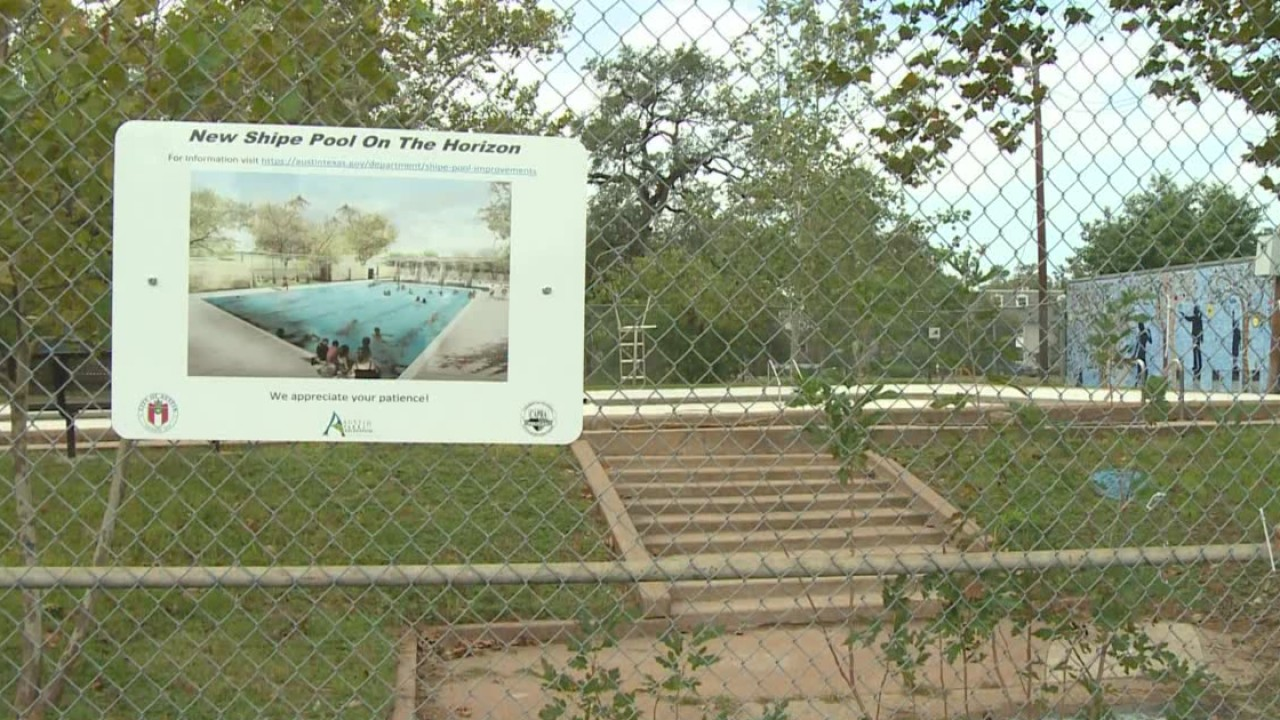 Setbacks keep Govalle, Shipe pools from reopening next summer