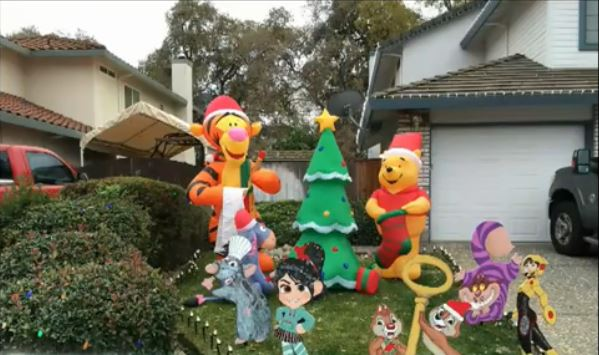 christmas decorations lollipop lane_605531