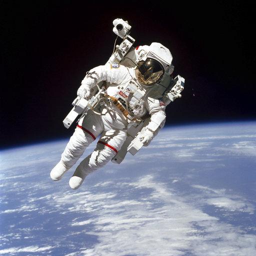 Obit Space Bruce McCandless_602643