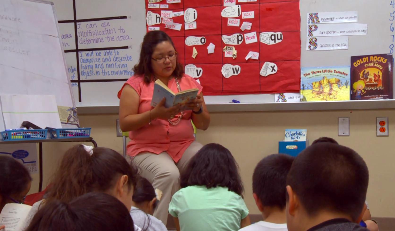 Hemphill Elementary School third grade teacher Natalie Martinez-Esparza._477030