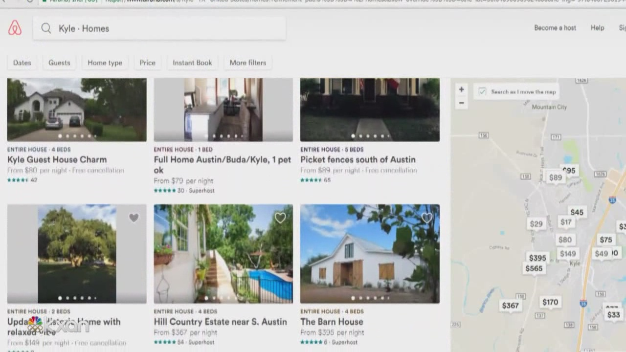 Short-term rentals becoming popular in small cities as Austin grows