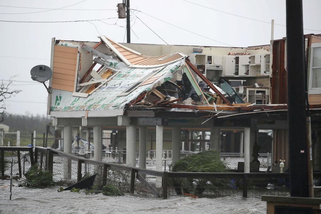 Hurricane Harvey Slams Into Texas Gulf Coast_533055