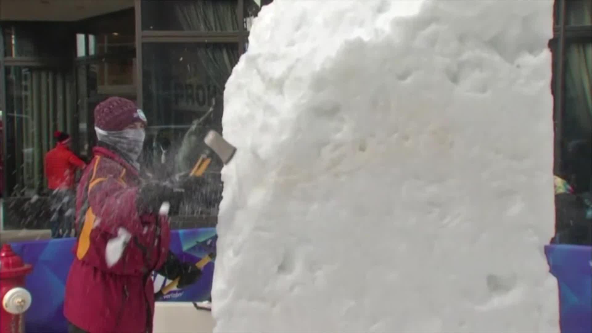 ice sculpting_624454