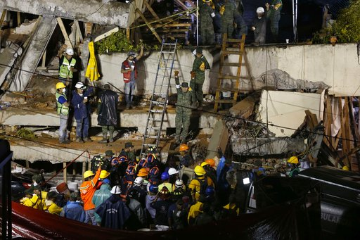 Mexico Earthquake_548712