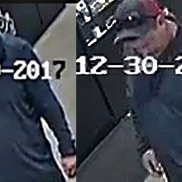 Surveillance cameras caught Terry Miles inside a store in Trinidad, Colo. on Dec. 30, 2017. (RRPD)_607620