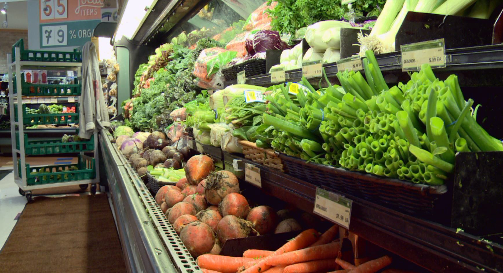 Produce - Grocery Store_370607