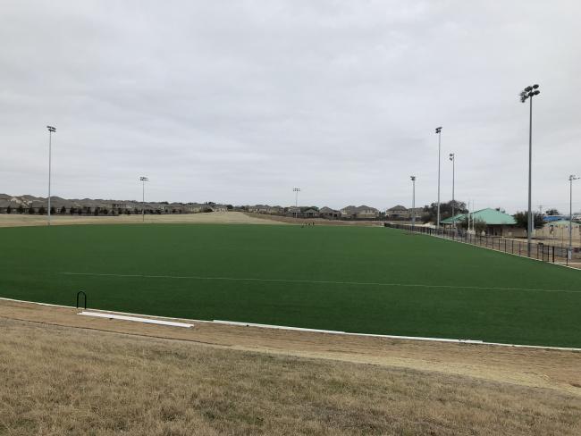 Leander field