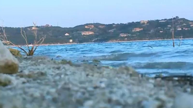 Lake Travis shoreline file