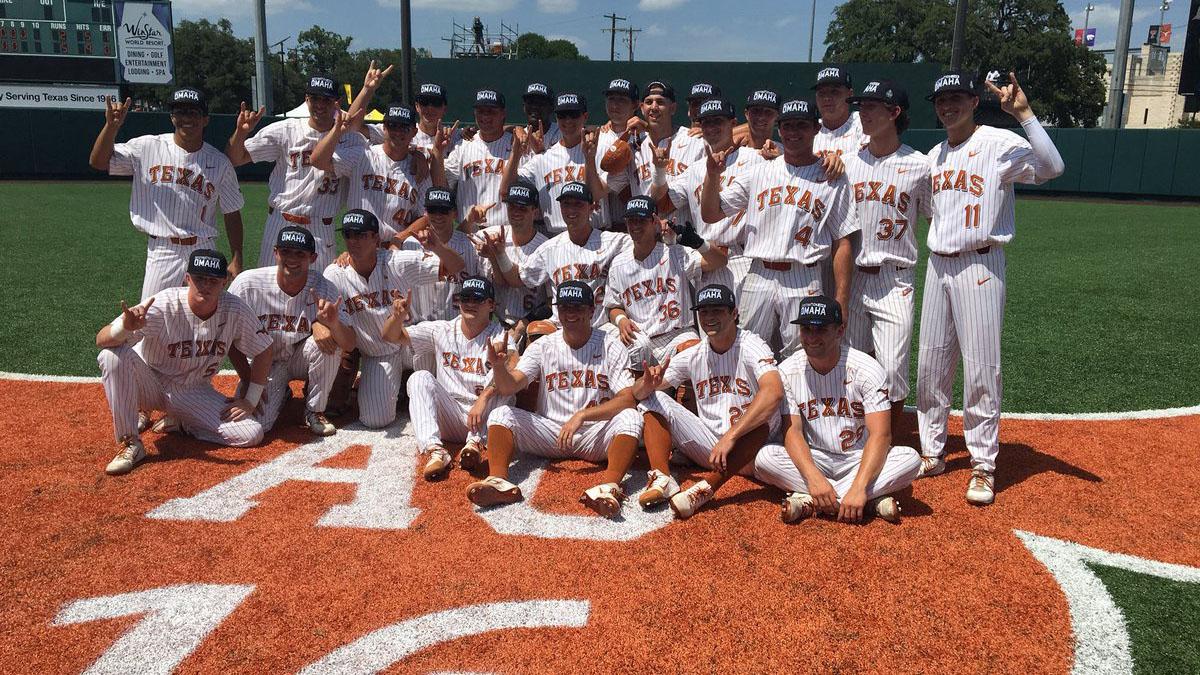 Texas Longhorns Baseball Super Regional 2