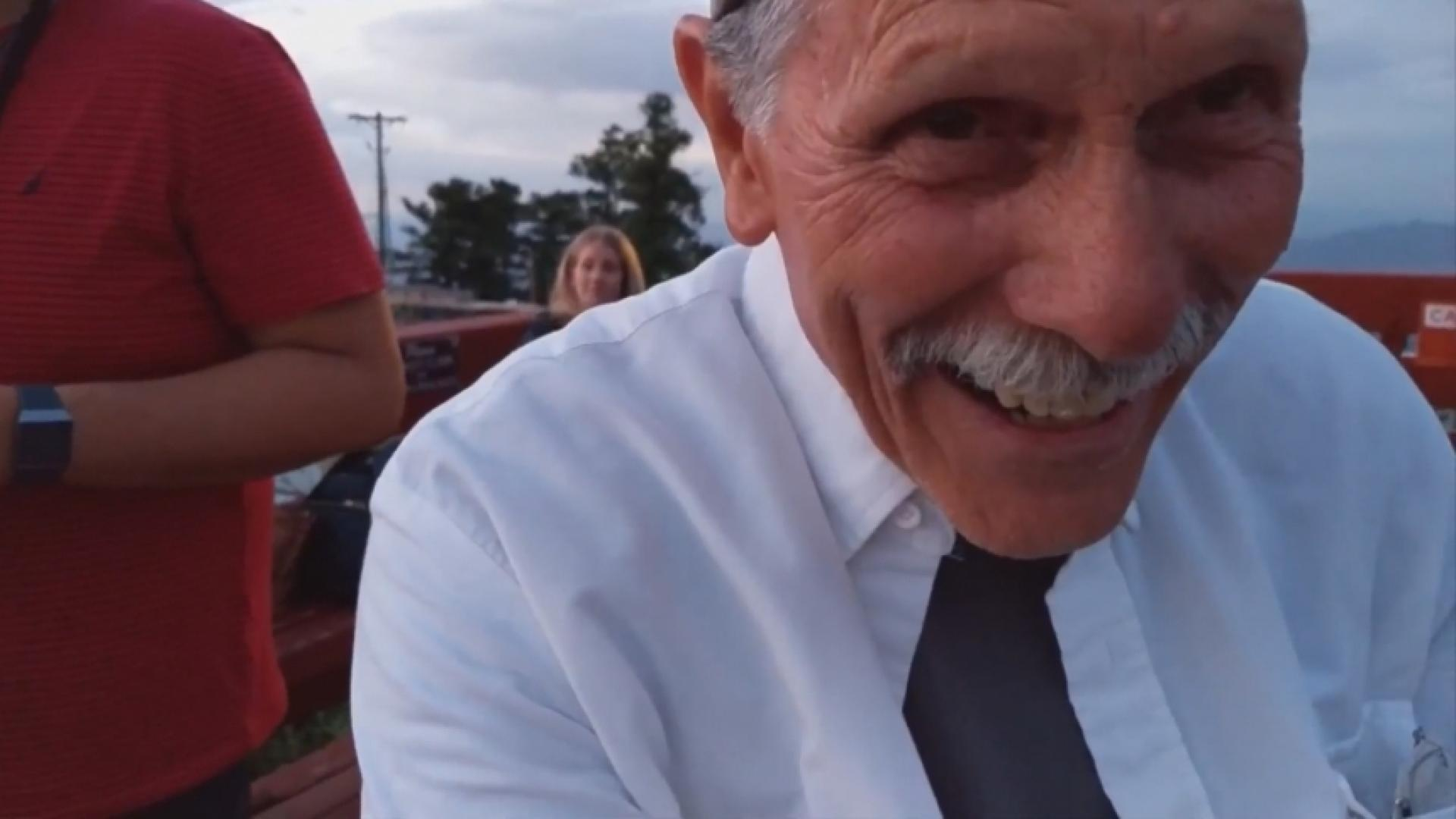 Albuquerque grandpa