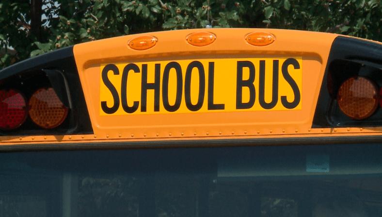 Manor School Bus
