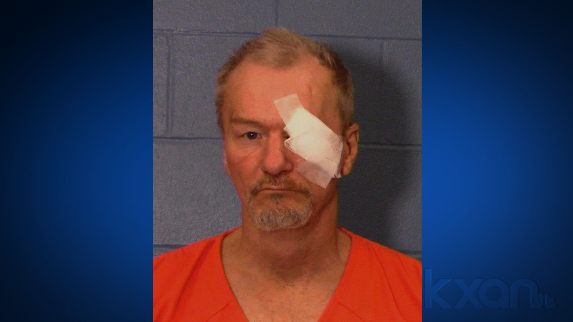 Kenneth Knight booking photo