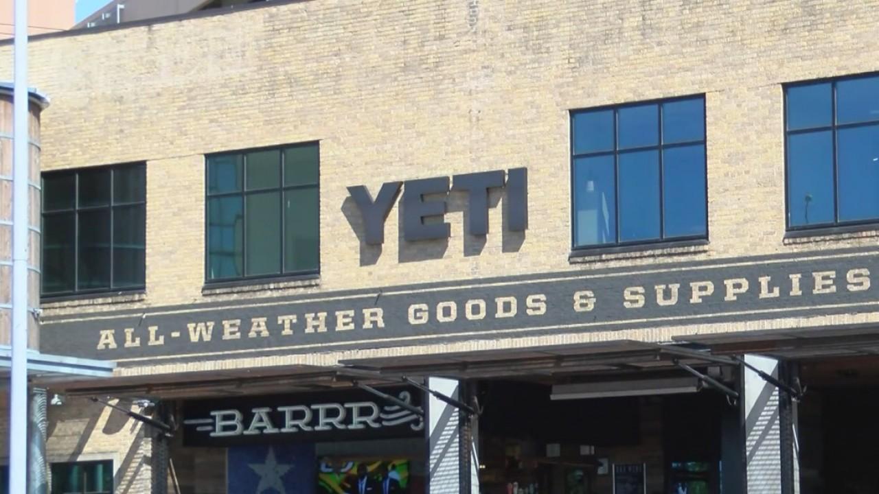 Yeti Flagship Austin store