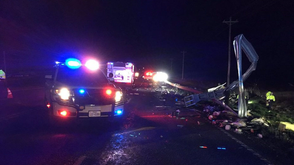 183 Williamson County Crash