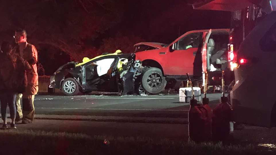 3 Huntsville ISD siblings, friend killed in Bastrop Co  crash