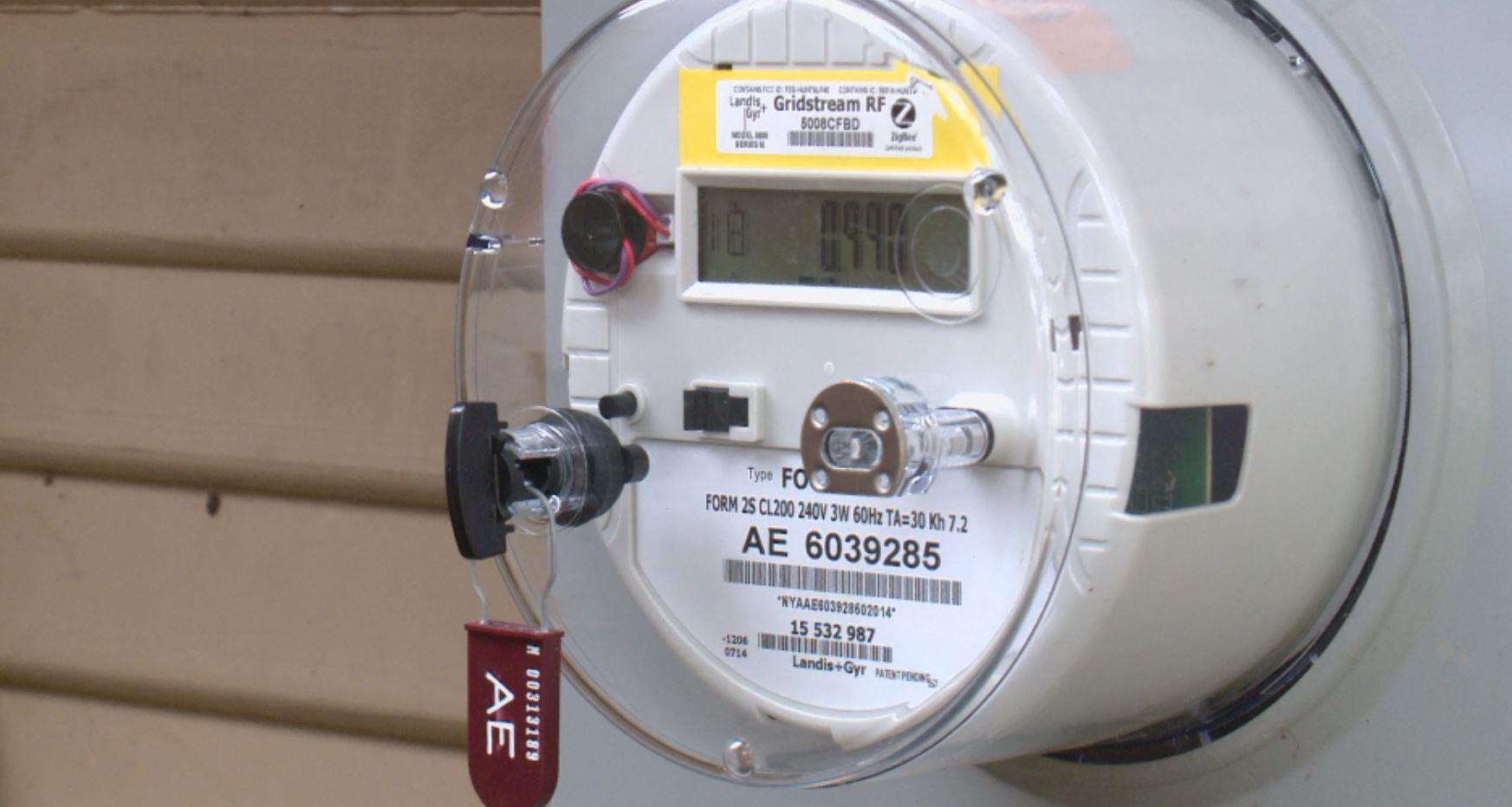 Austin Energy Electric Meter box_289723