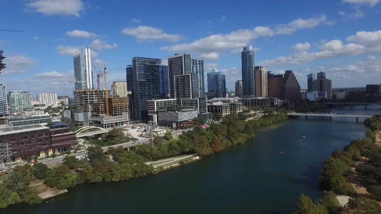 Austin skyline downtown_614610