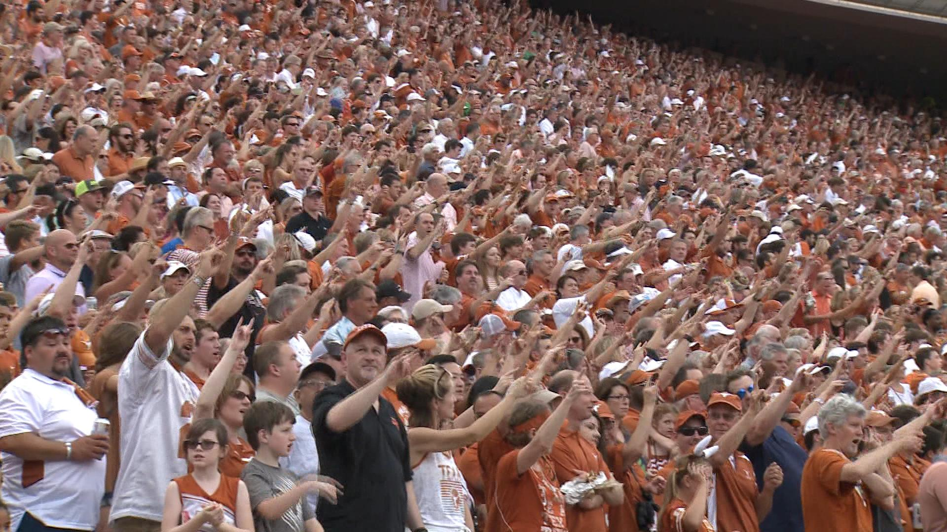 crowded DKR STADIUM