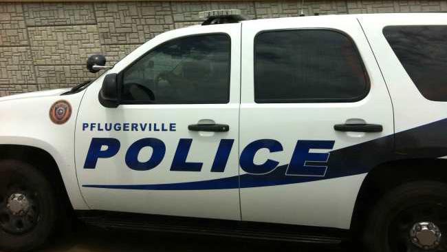 FILE Pflugerville Police 2