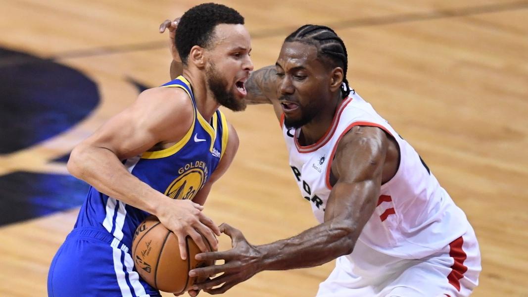 NBA Finals 2019 6-10-19