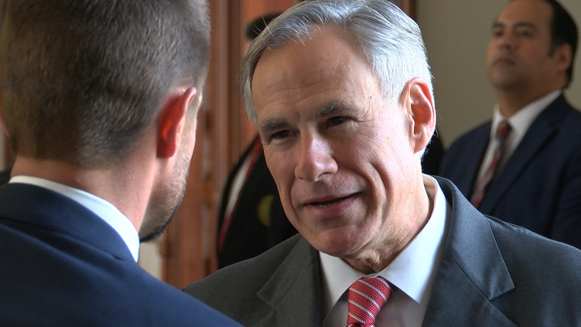 Gov  Abbott signs bill requiring mental health curriculum in