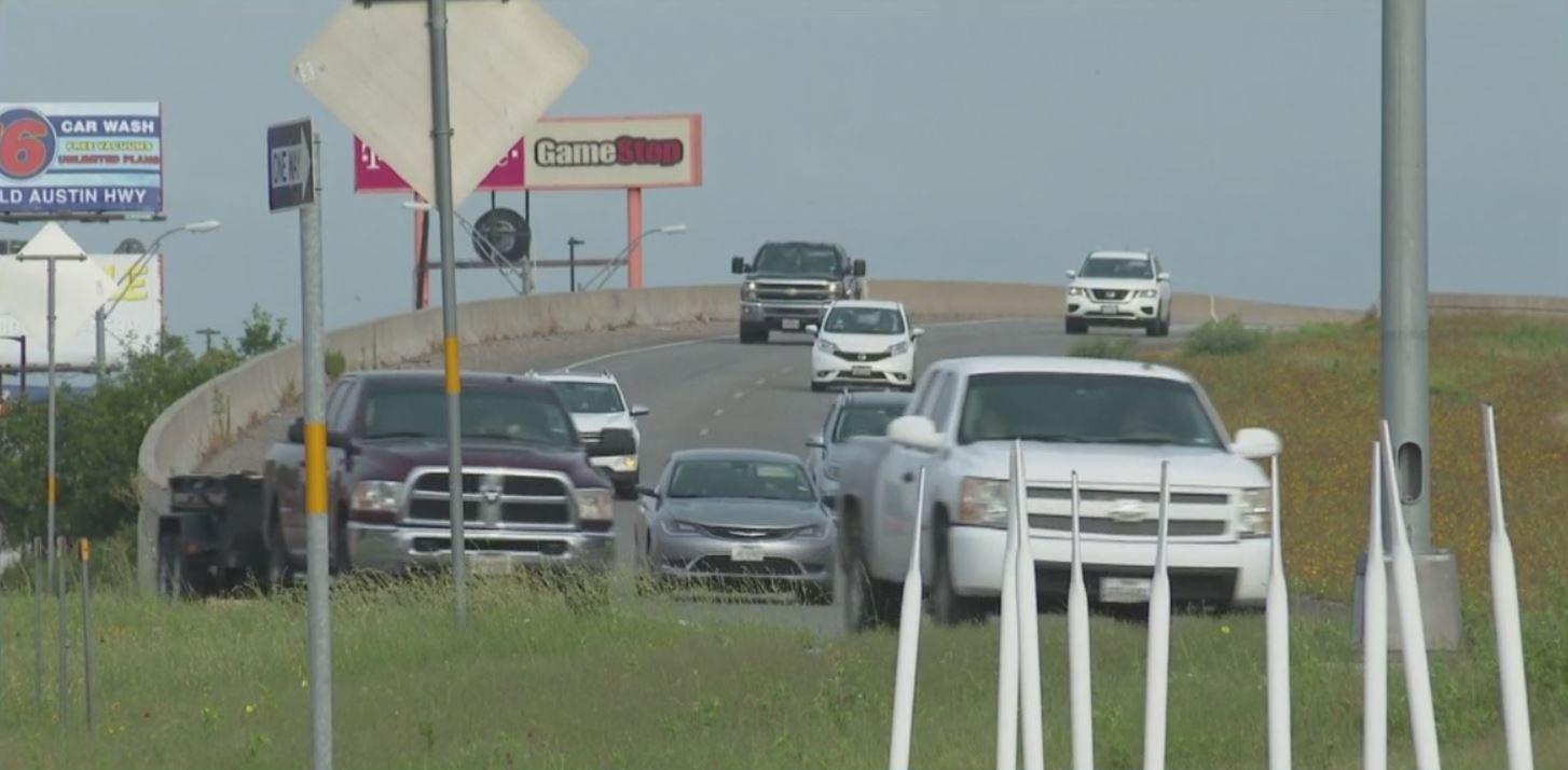 highway 71 bastrop traffic