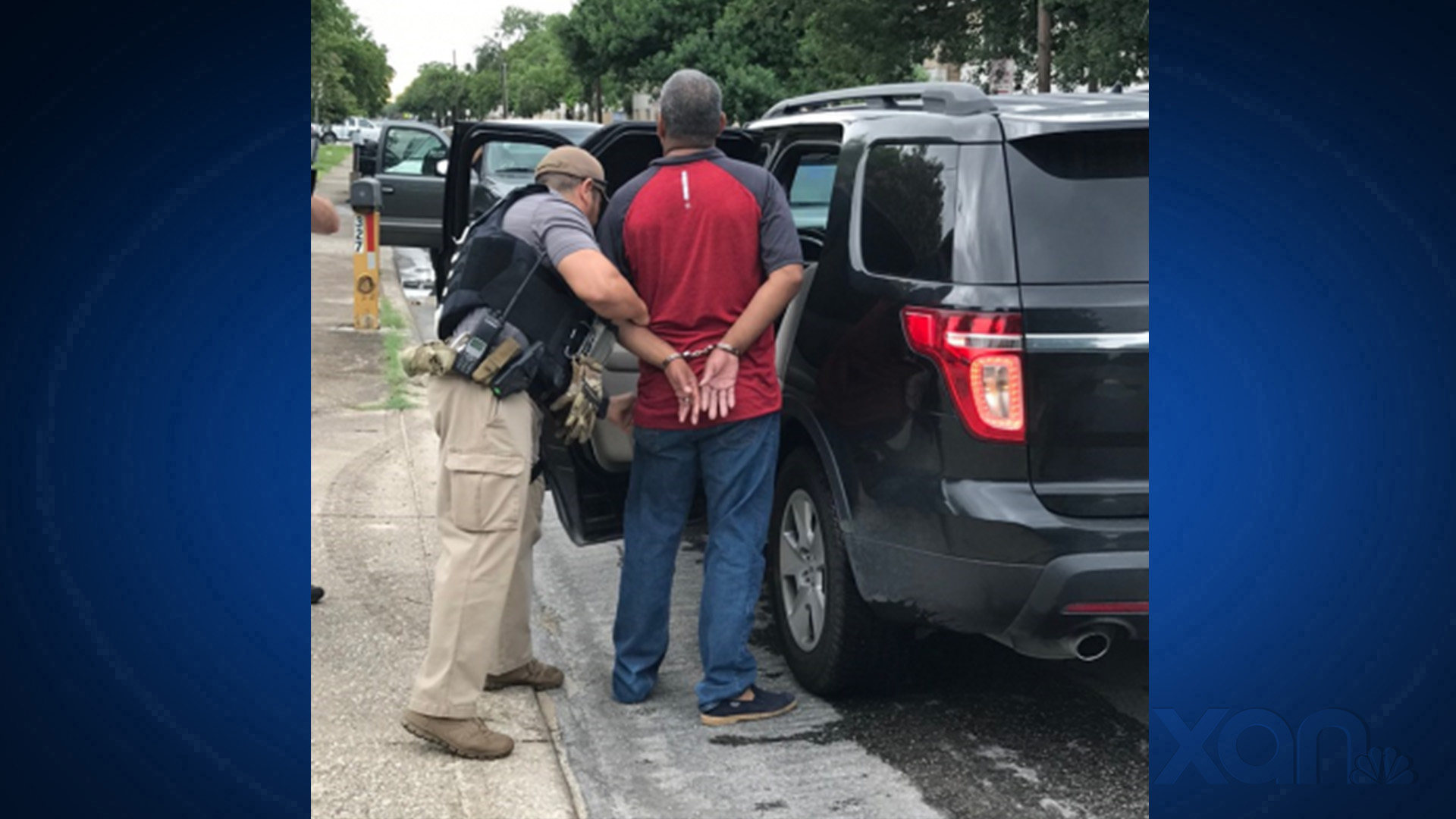 ICE arrests 16 in Austin, Waco during 4-day raid