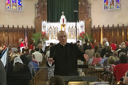Accused priests | KXAN