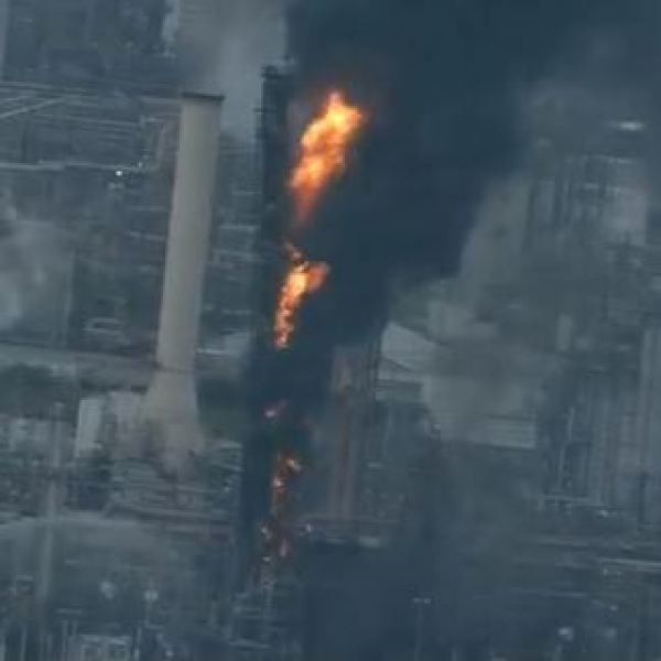37 people suffer minor injuries in Baytown ExxonMobil plant