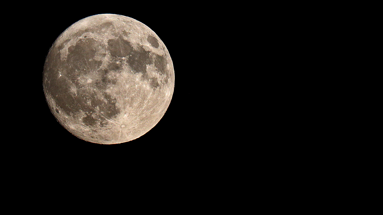 Rare full moon happening on Friday, the 13th   KXAN.com