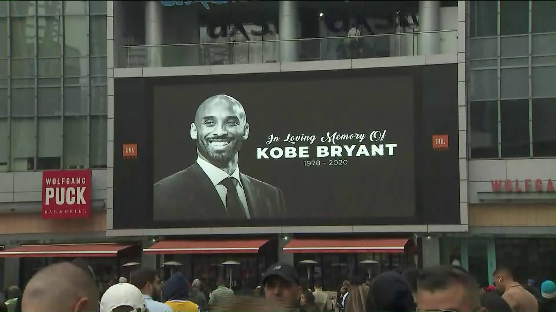 Kobe Bryant Staples Center