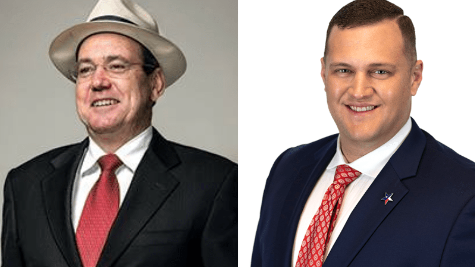 Don Zimmerman and Justin Berry, Republican candidates for House District 47