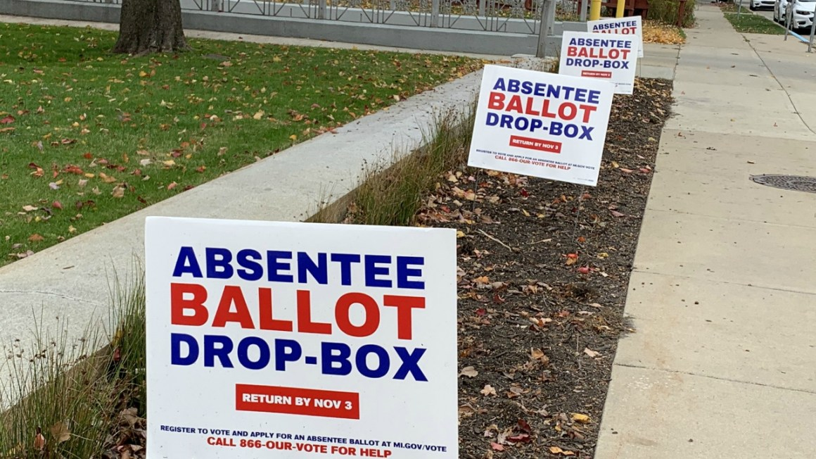 Texas Senate passes bill to ban mail-in ballot drop boxes and drive-thru voting